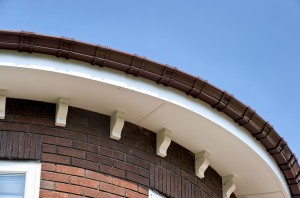 Individual soffit board sections